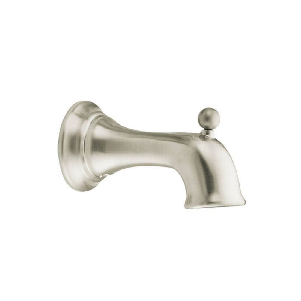 Waterhill Diverter Spout in Brushed Nickel