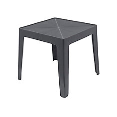 Georgian Side Table, Grey