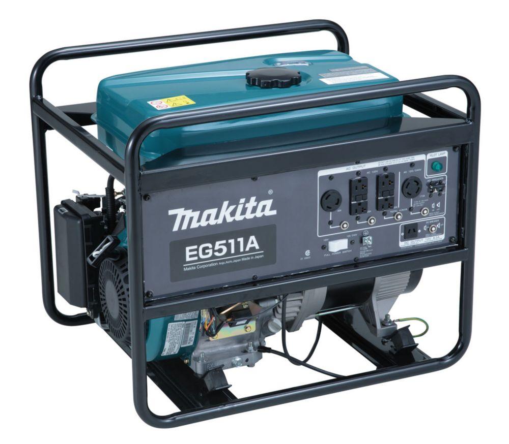 Generatrice 5100W/287 cc