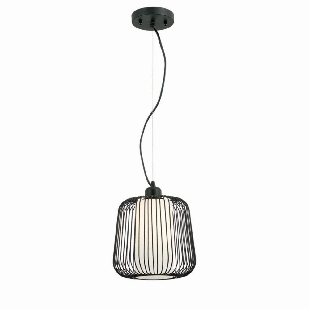 Corral Collection 1 Light Large Bronze Pendant