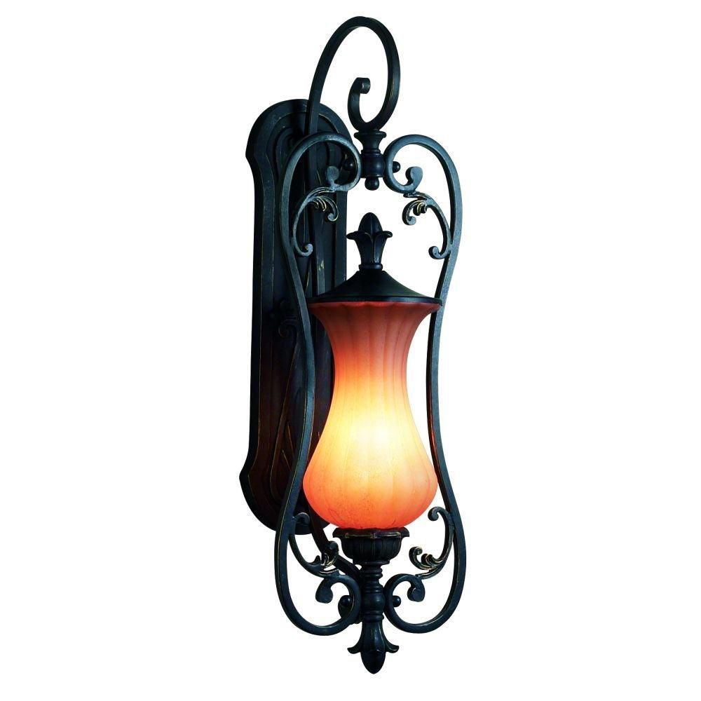 Corsica Collection 1 Light Large Outdoor Sconce