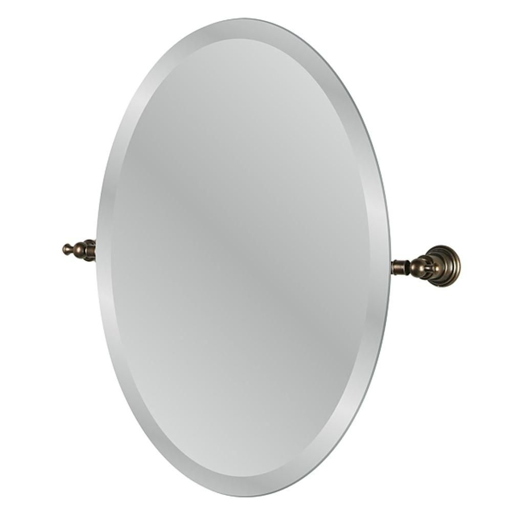 Estates Mirror in Heritage Bronze