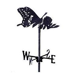 """Klassen Le papillon - la Girouette - Noir - 30"""""""