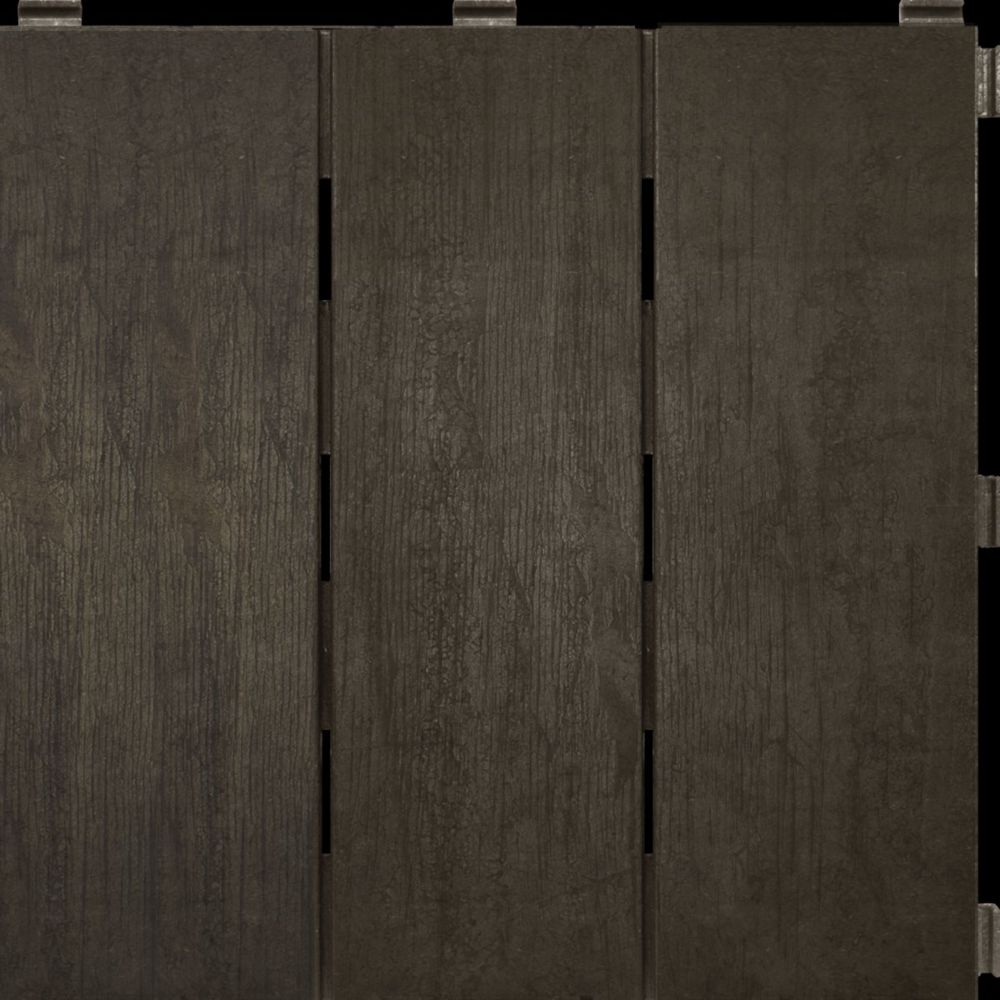 12-inch x 12-inch Deck Tile (6-Pack)