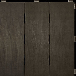 Multy Home 12-inch x 12-inch Deck Tile (6-Pack)