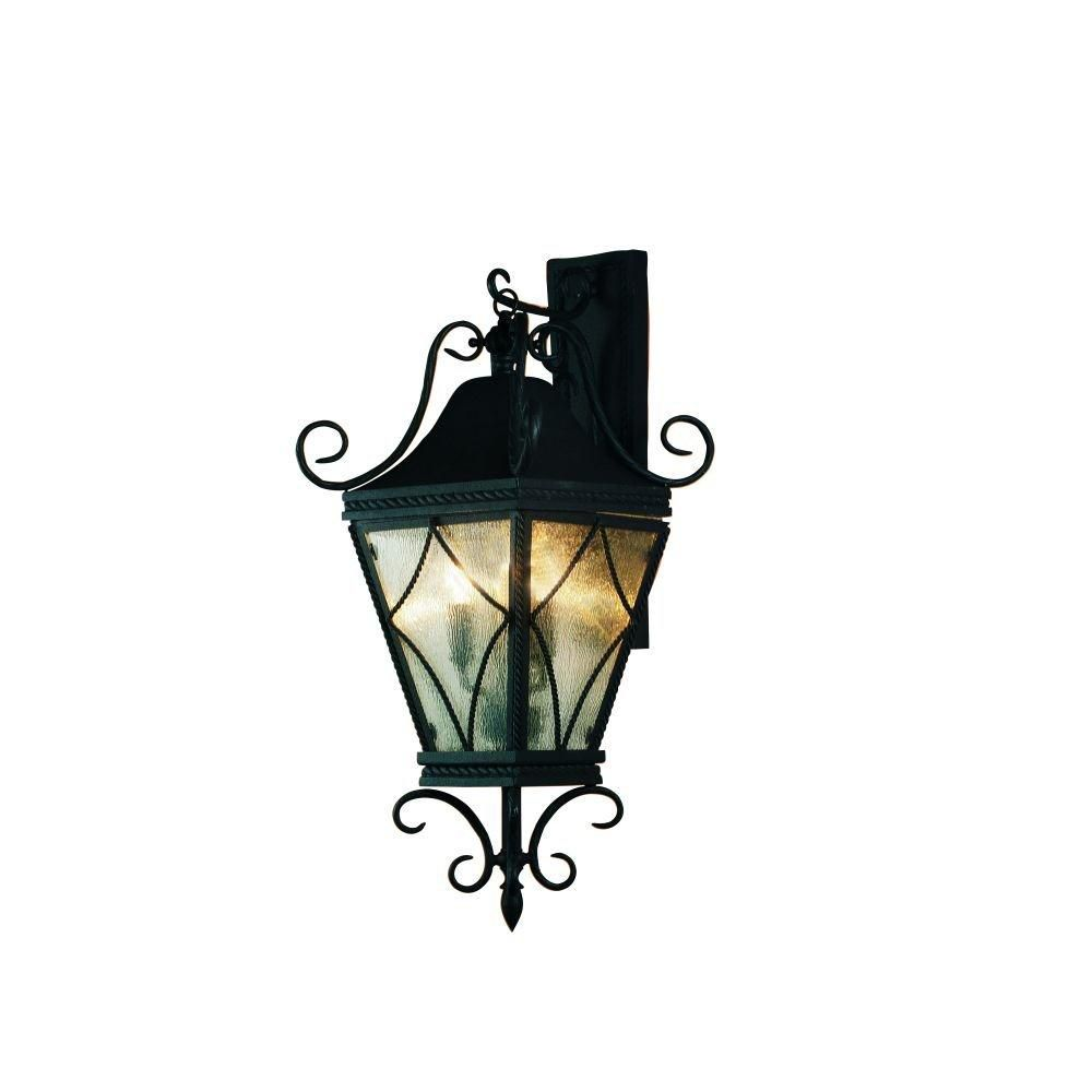 Mavis Collection 3 Light Large Outdoor Sconce