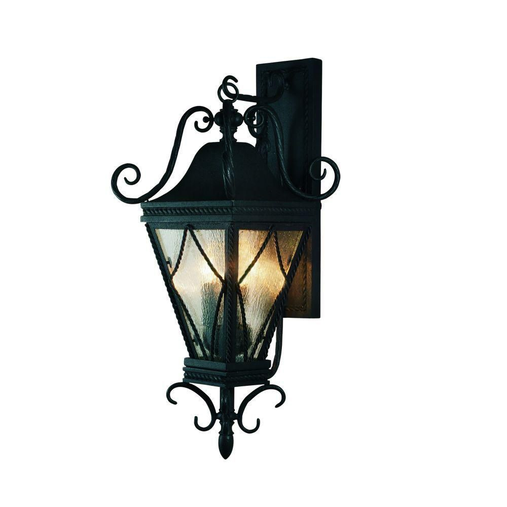 Mavis Collection 3 Light Medium Outdoor Sconce