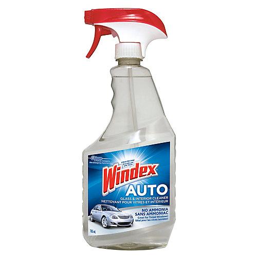 Auto Glass & Interior Cleaner