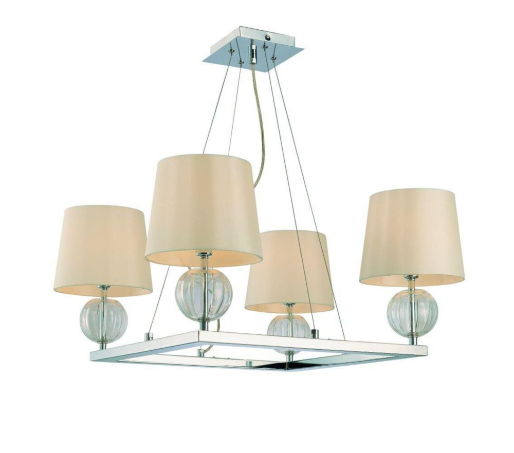 Speranza Collection 4 Light Pendant