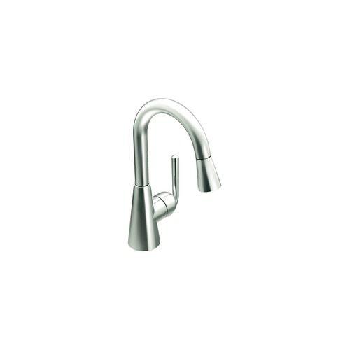 Moen 4975 Chateau Two-Handle Low Arc Laundry Faucet Chrome