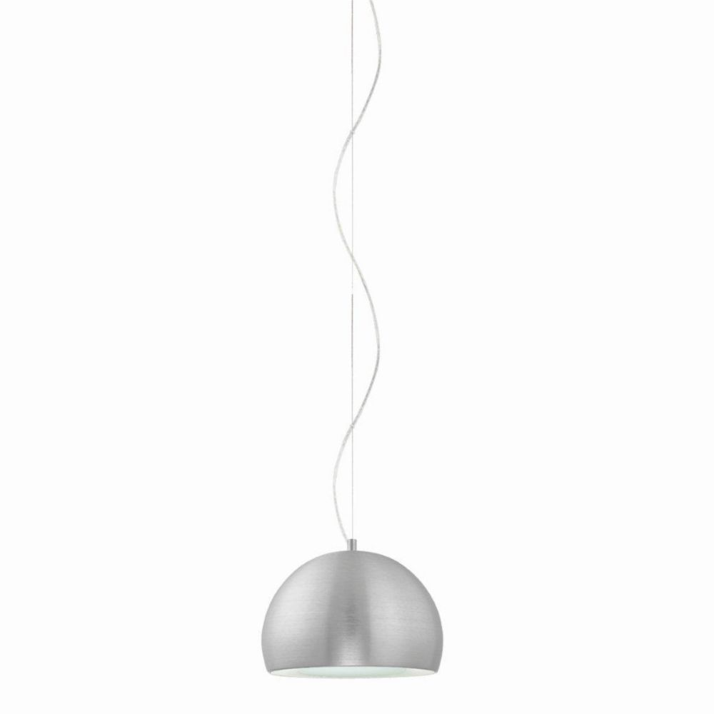 Bollo Collection 1 Light Aluminum Pendant