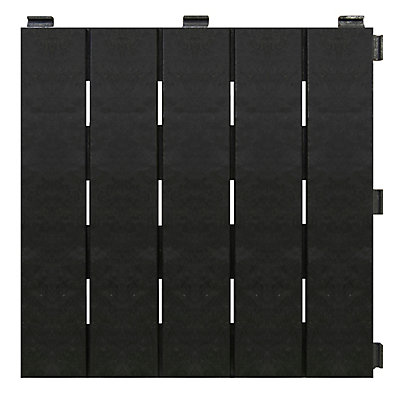 12 Inch X Deck Balcony Tile Case Of 6
