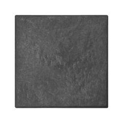 Multy Home Dalle de pierre d'ardoise 12 po. x 12po. STOMP STONE SLATE 10/pqt