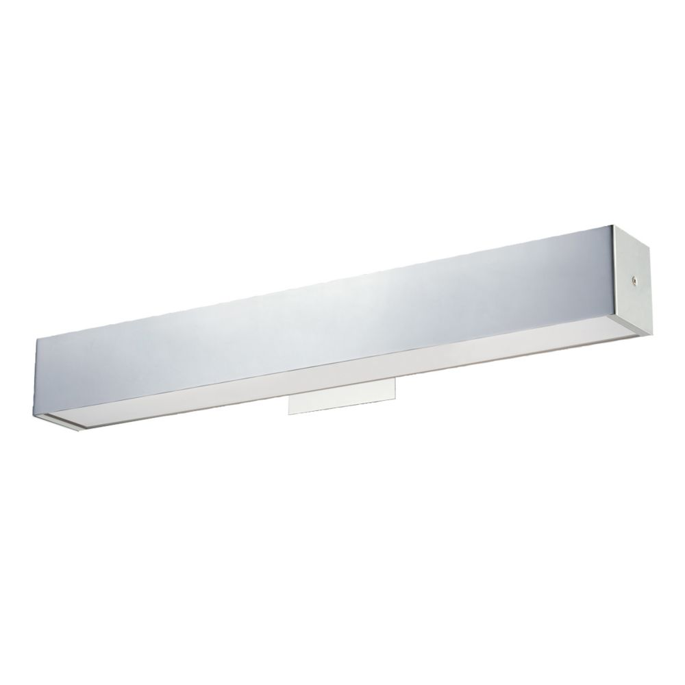 Anello Collection 1 Light 25.25 Inch Chrome Wall Sconce