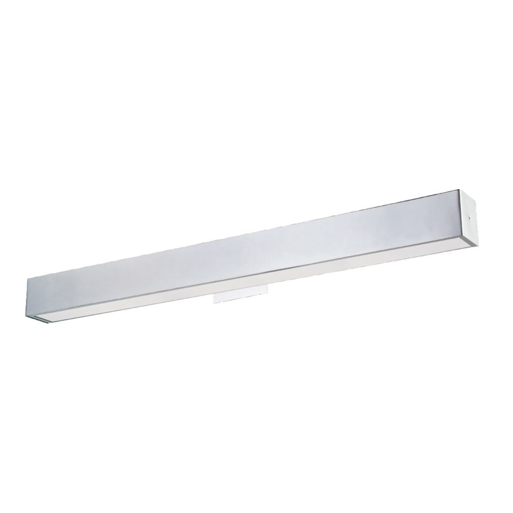 Anello Collection 1 Light 37.25 Inch Chrome Wall Sconce