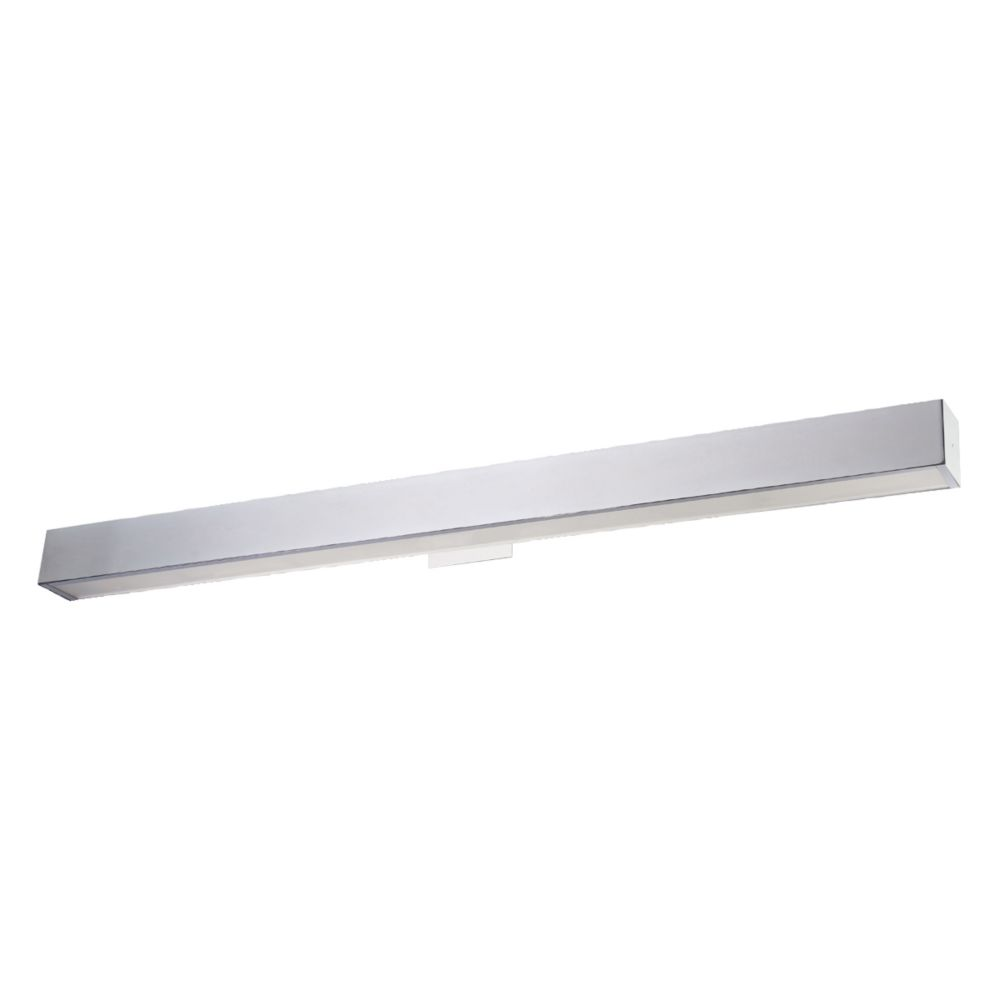 Anello Collection 1 Light 48.75 Inch Chrome Wall Sconce