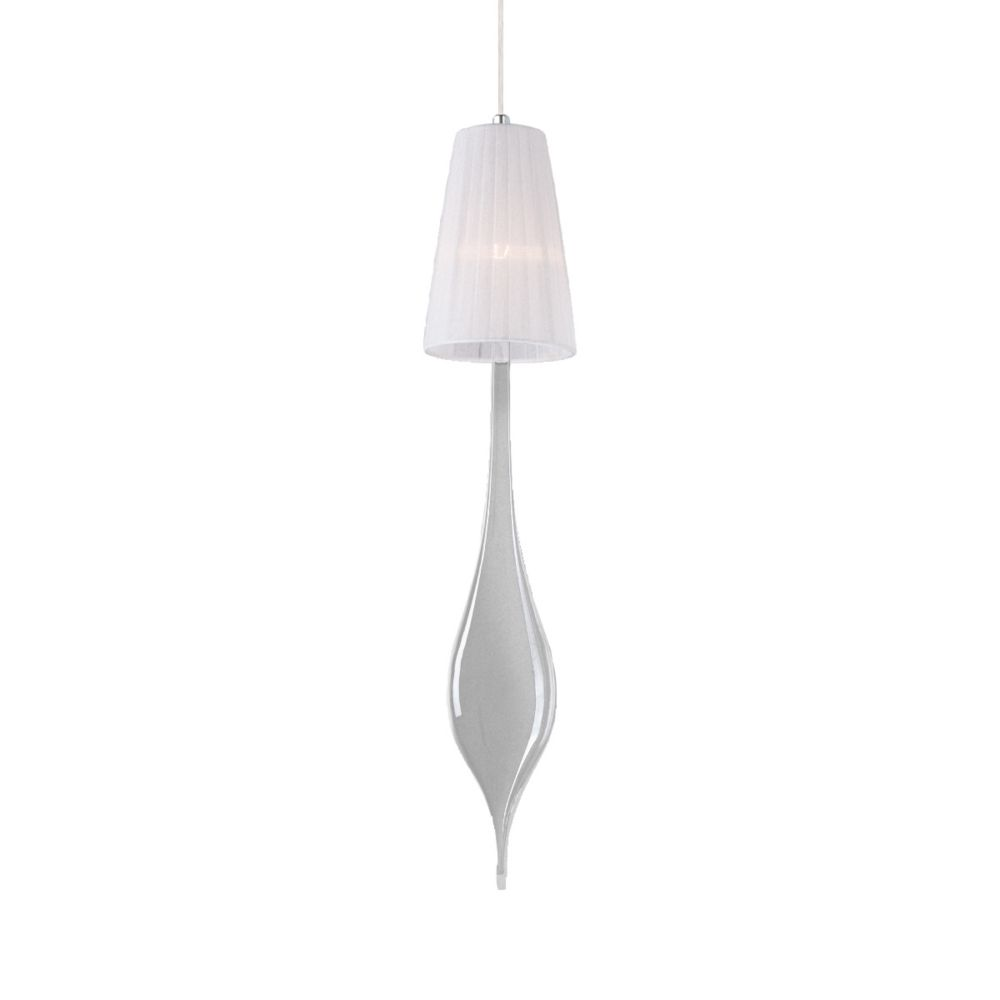 Luminaire Suspendue à 1 Lumière, Collection Aqua
