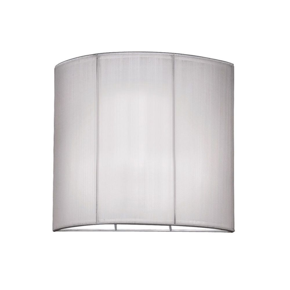 Canly Collection 1 Light Chrome Wall Sconce