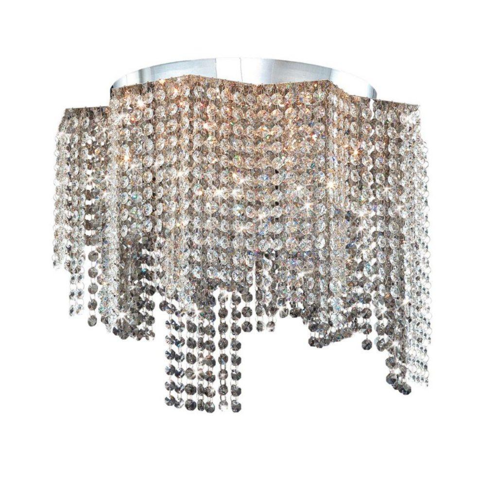 Plafonnier à 12 Lumières, Collection Celestino
