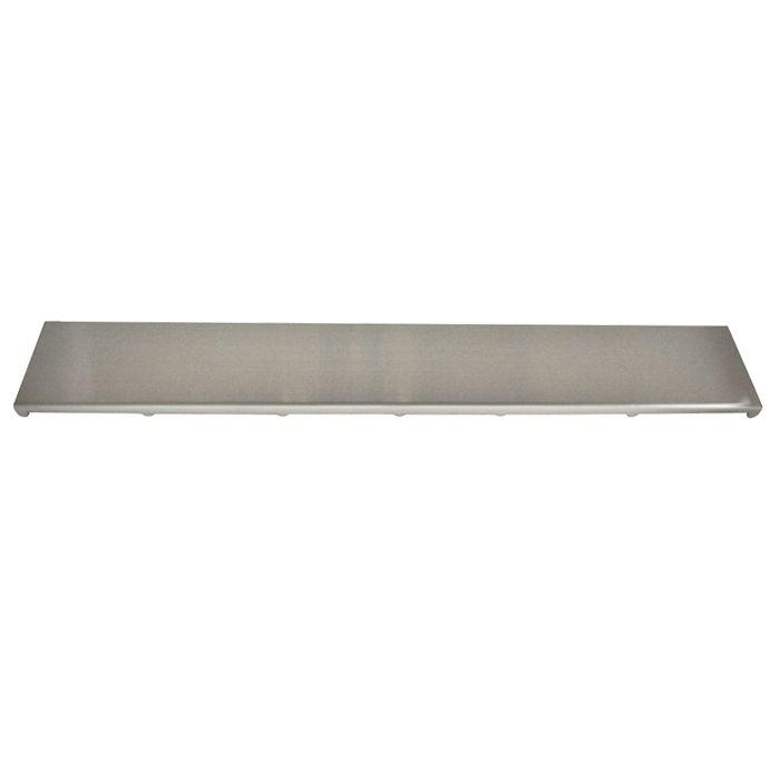 KACHE Hidden Drain Cover Brushed Stainless Steel