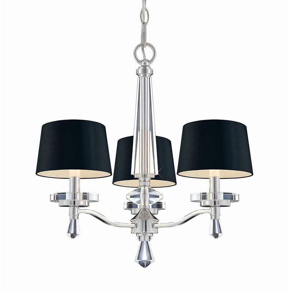 Elora Collection 3 Light Chandelier