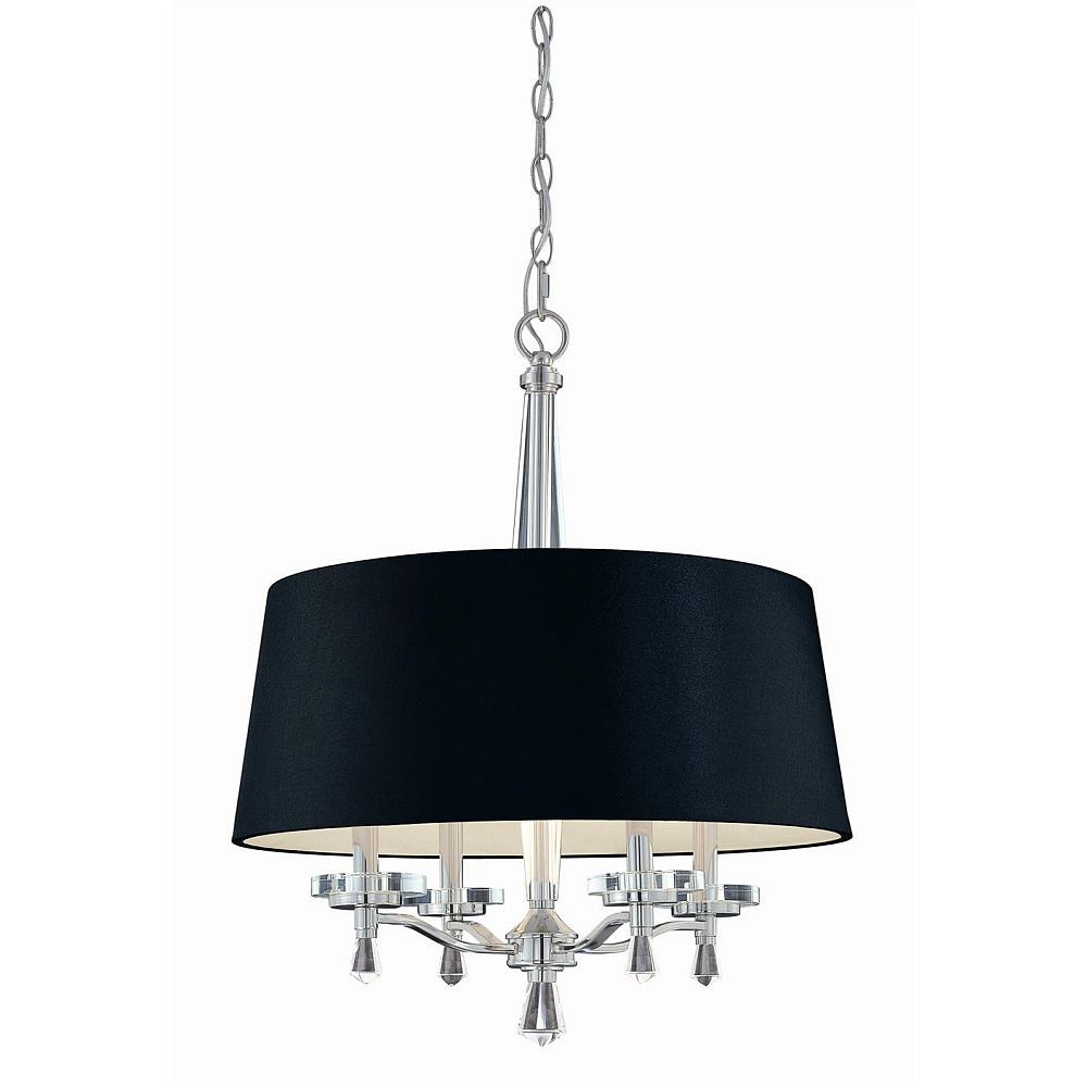 Elora Collection 4 Light Pendant