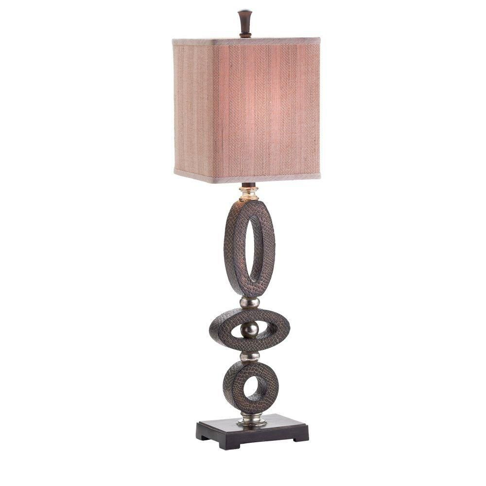 Eurofase Galliano Collection 1 Light Tall Table Lamp