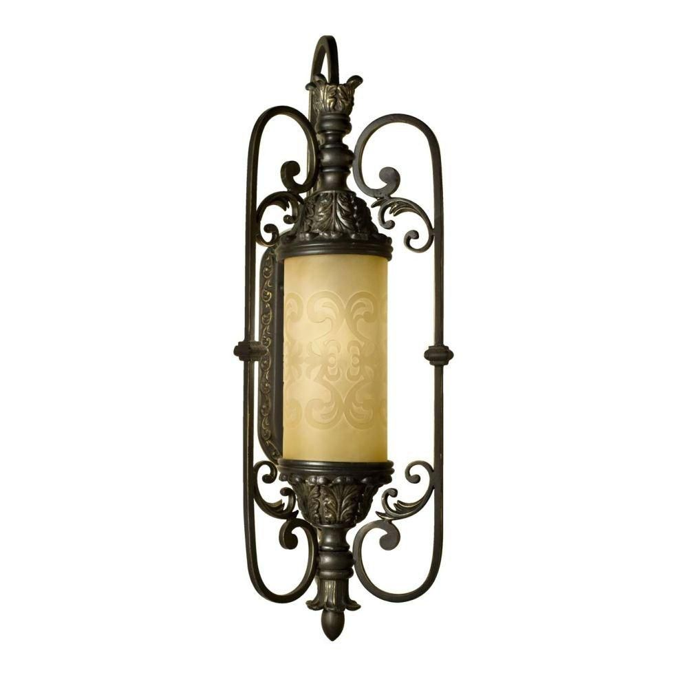 Glenhaven Collection 1 Light Large Outdoor Sconce
