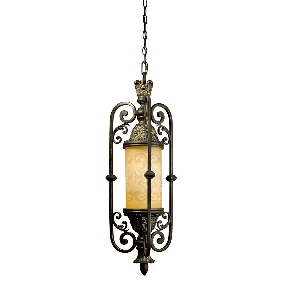 Glenhaven Collection 1 Light Outdoor Lantern