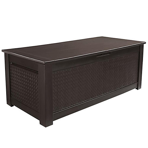 18.2 cu. ft. Storage Trunk Deck Box