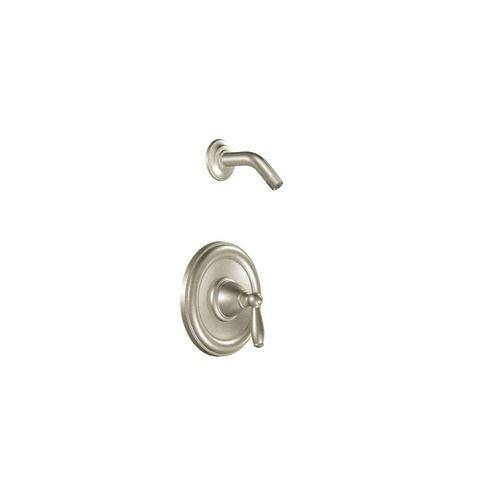 Brantford Single-Handle Posi-Temp Shower Faucet in Brushed Nickel