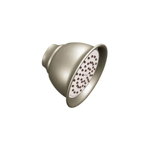 Eco Performance Moenflo XL Single-Function Showerhead in Brushed Nickel