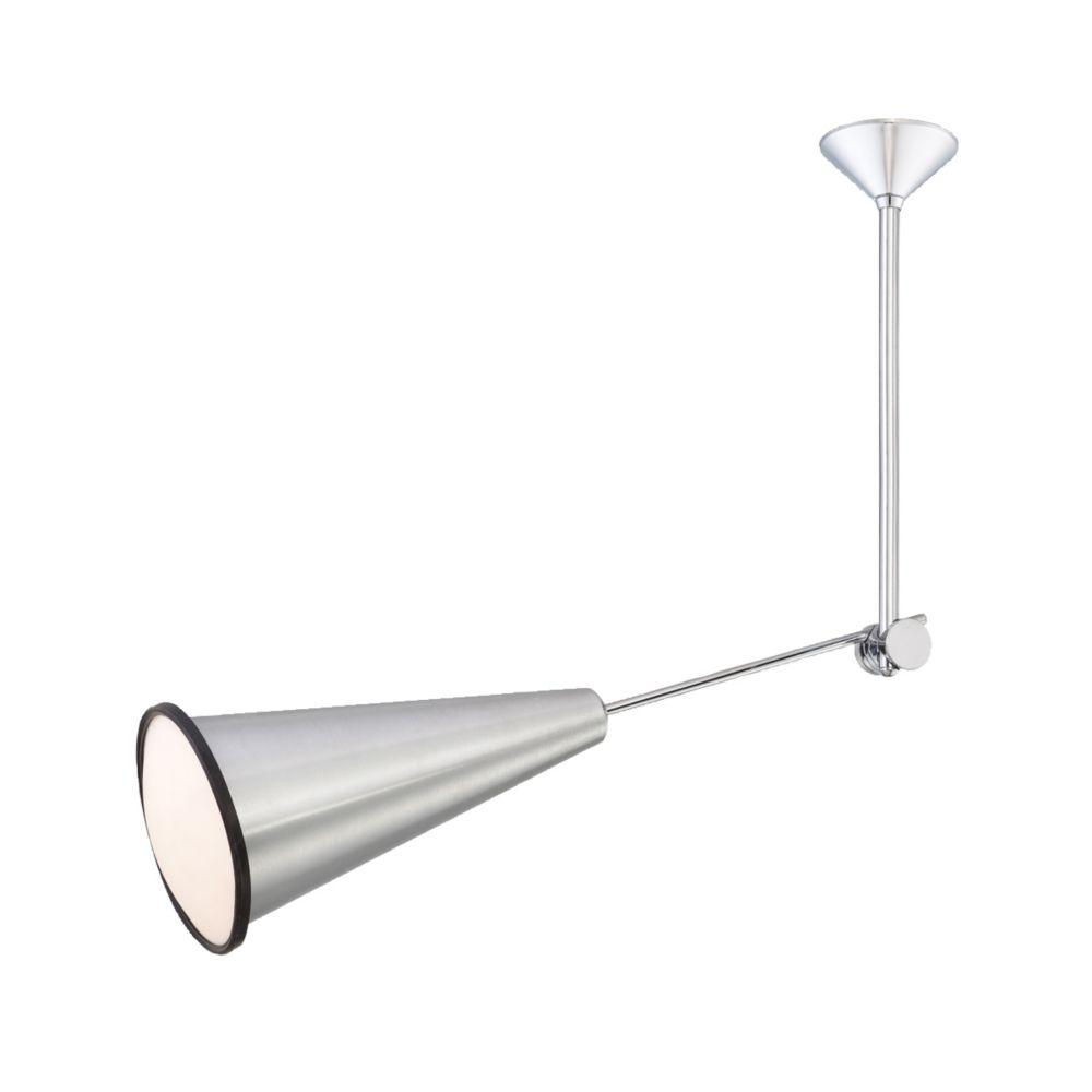 Manera Collection 1 Light Large Aluminum Pendant