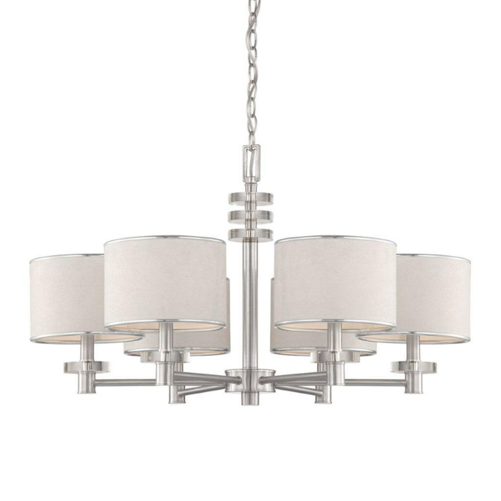 Lustre à 6 Lumières, Collection Savvy