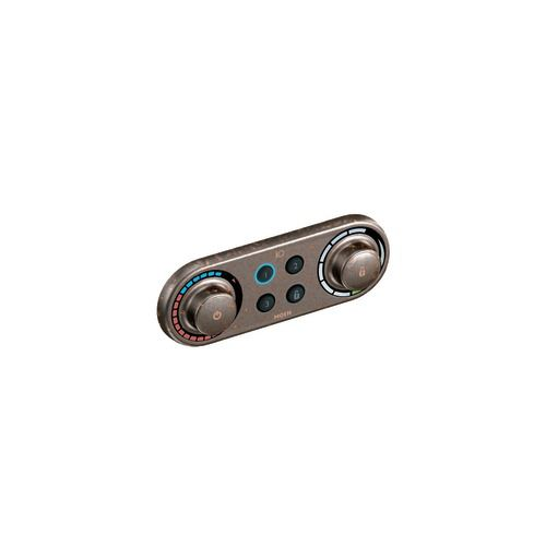 IO/DIGITAL Roman Tub Digital Controller in Oil Rubbed Bronze