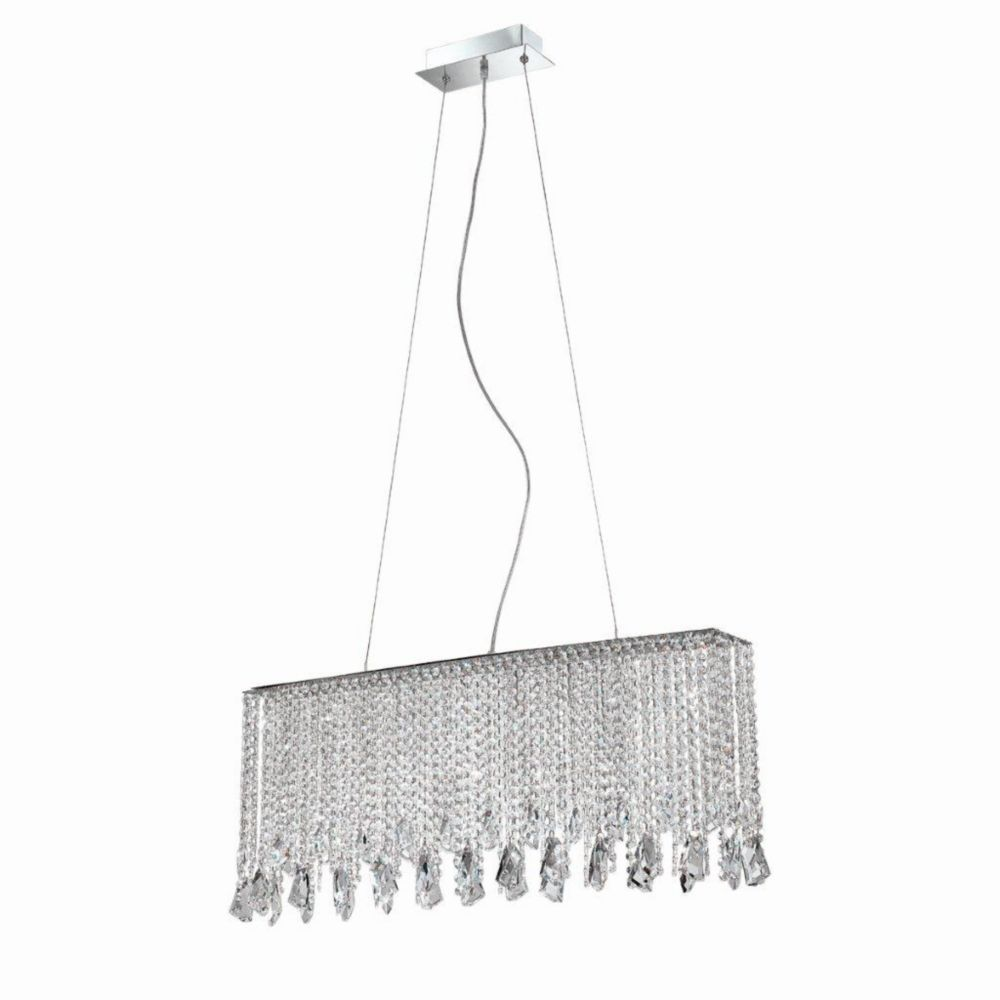Mille Collection 6 Light Pendant