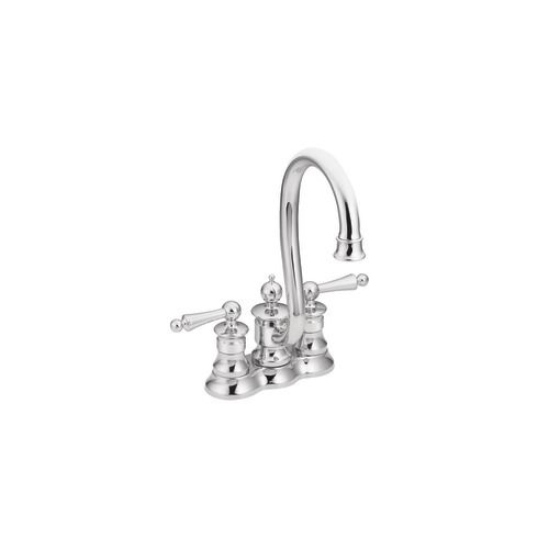 Waterhill 2-Handle Bar Faucet in Chrome