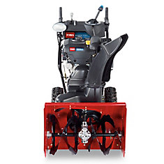 Power Max HD 926 OXE Electric Start Gas Snow Blower with 26-inch Clearing Width