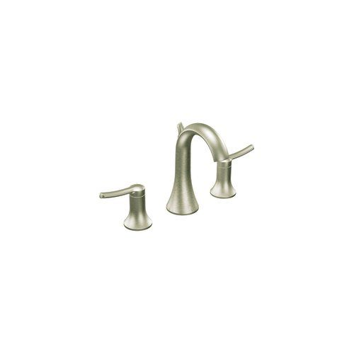 Fina Two-Handle High Arc Bathroom Faucet Trim Kit in Brushed Nickel TS41708BN Canada Discount