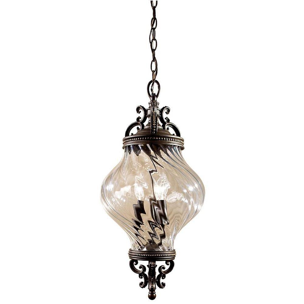 Prefect Collection 3 Light Outdoor Lantern