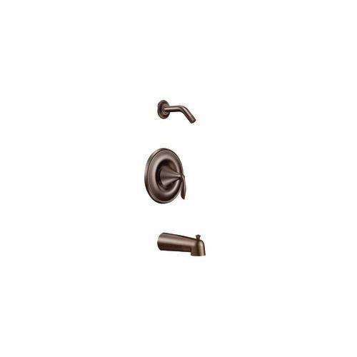 Eva Single-Handle Posi-Temp Bath/Shower Faucet in Oil-Rubbed Bronze