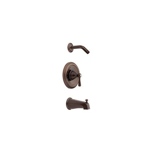 Kingsley Single-Handle Posi-Temp Bath/Shower Faucet in Oil-Rubbed Bronze