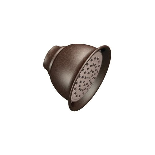 Eco Performance Moenflo XL Single Function Showerhead in Oil Rubbed Bronze 6302EPORB Canada Discount