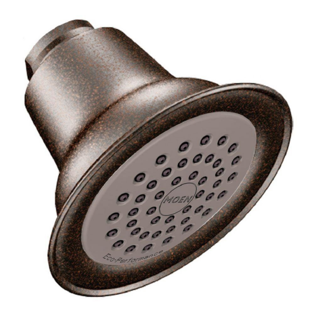 Eco Performance Single-Function Showerhead in Oil-Rubbed Bronze