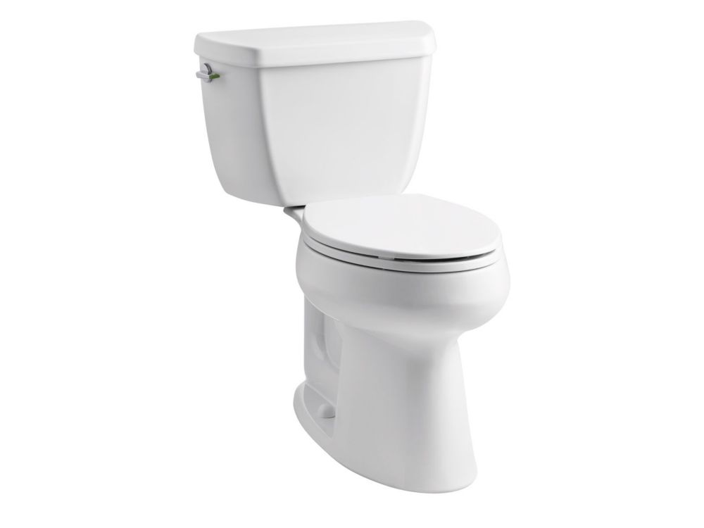 KOHLER Highline The Complete Solution 1.6 GPF Dual Flush ...