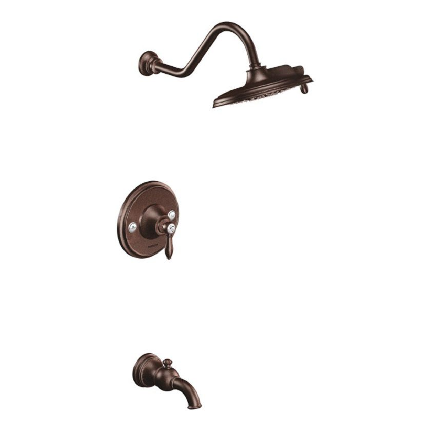 Weymouth Posi-Temp Tub & Shower Trim Kit in Oil Rubbed Bronze TS32104ORB in Canada