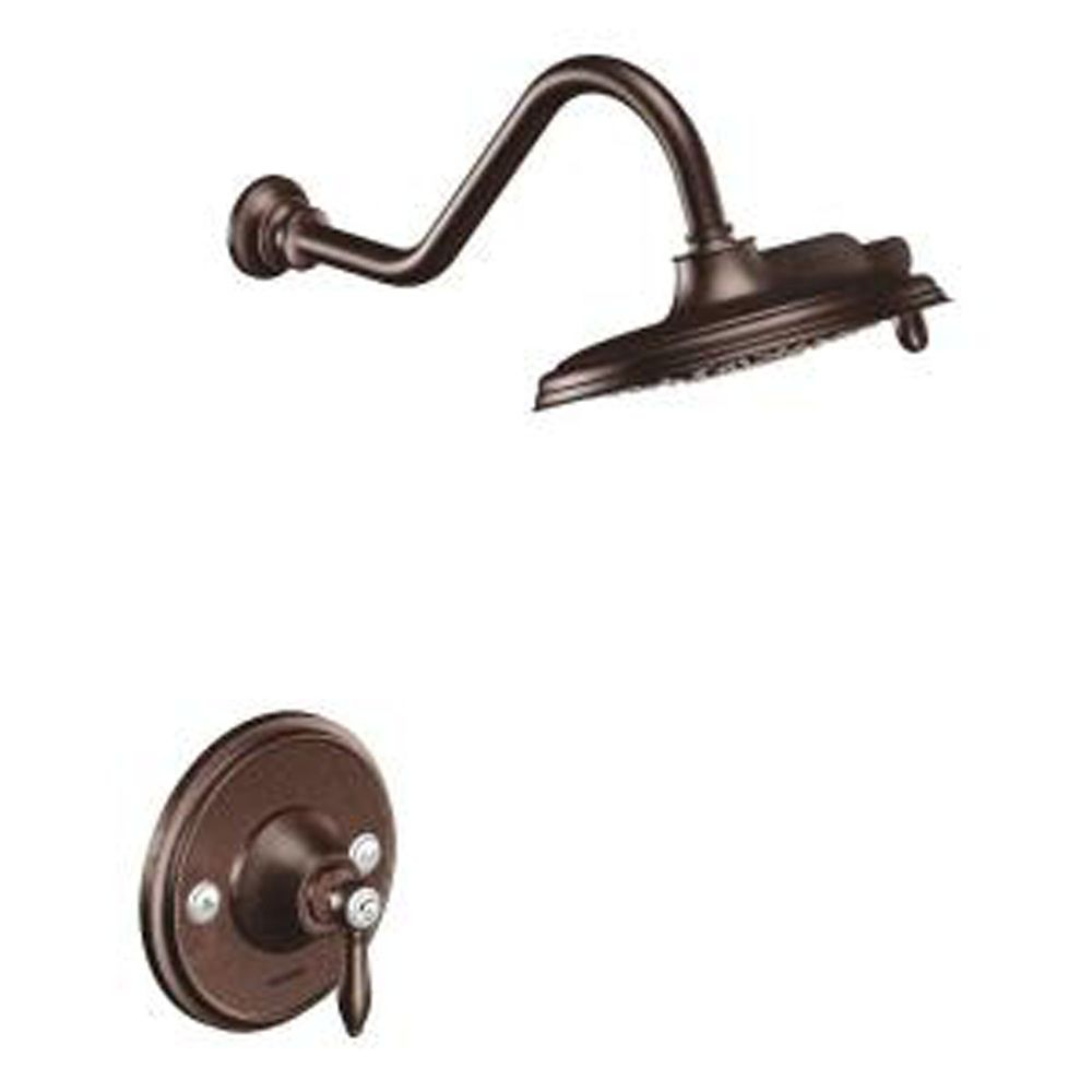 Weymouth Posi-Temp Bath Faucet in Oil-Rubbed Bronze