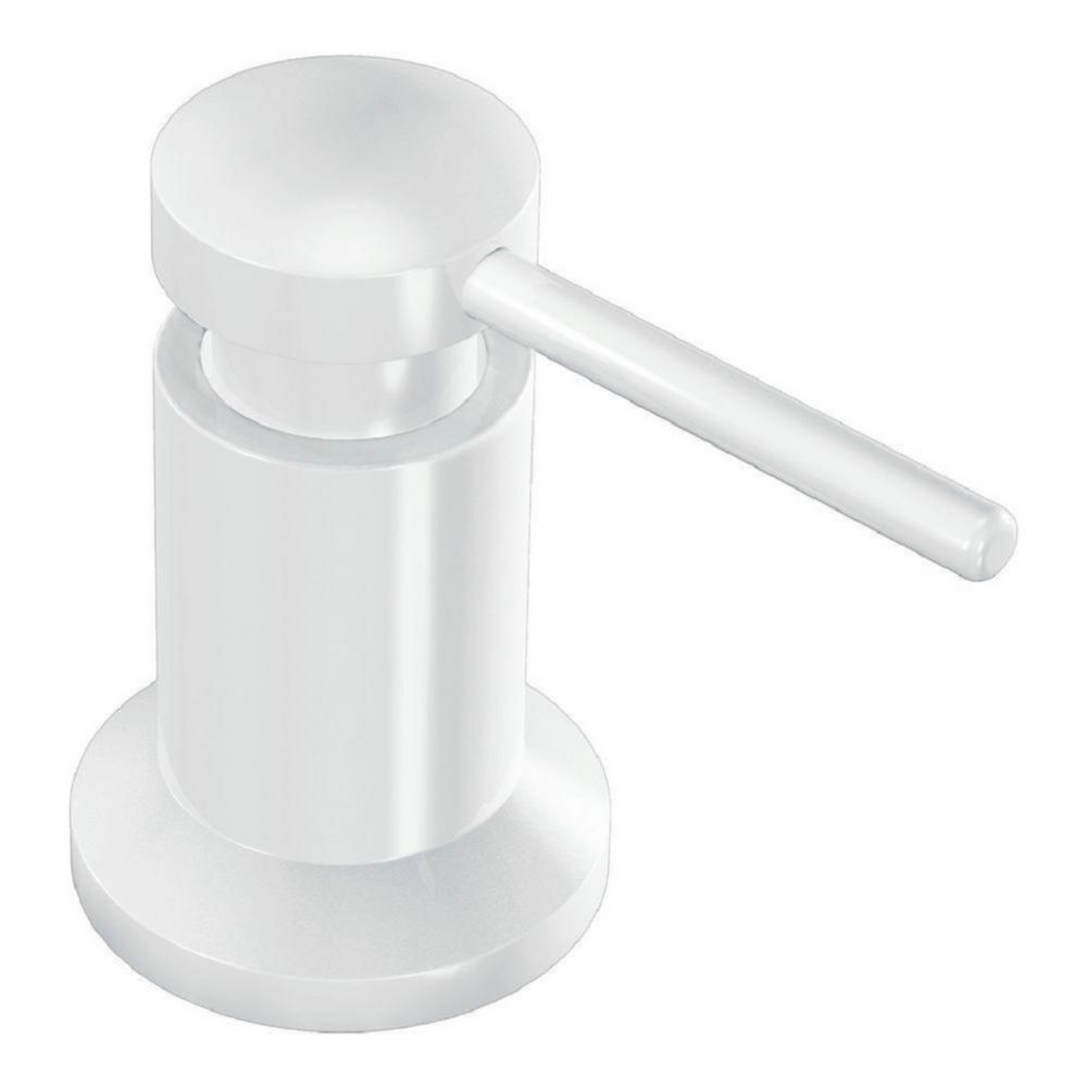 Soap/Lotion Dispenser in Glacier