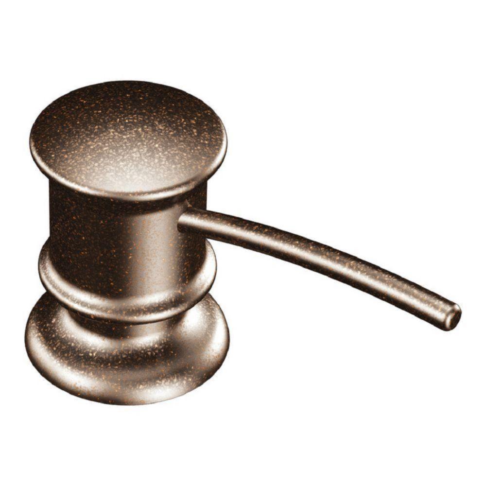 Distributeurs de savon/lotion bronze huilé