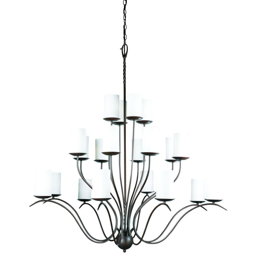 Willow Collection 20 Light Chandelier
